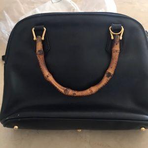 Vintage Gucci Leather Bag